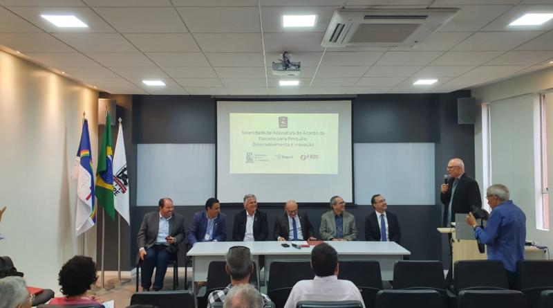 UFPE e EMPREL assinam acordo de parceria em P&D