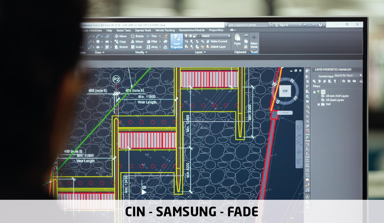 Engenheiro de Software Sênior | Edital 043/2020 | Samsung CIn-UFPE e Fade
