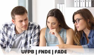 Docentes e Discentes de universidades públicas federais ou estaduais | Edital 011/2021 | UFPB – FNDE e Fade