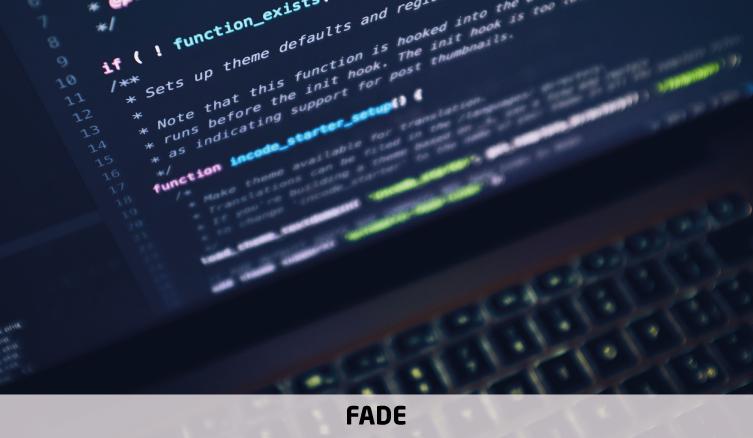 Desenvolvedor de sistemas – Cadastro Reserva | Edital 017/2021 | Fade-UFPE