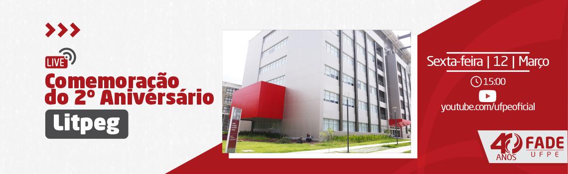 Instituto de Pesquisa em Petróleo e Energia (Litpeg) comemora dois anos com evento virtual
