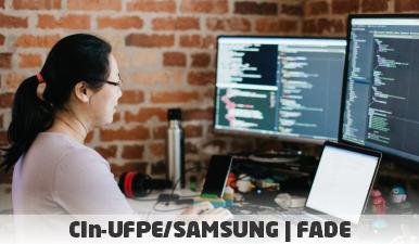 Engenheiro de Software Júnior – Cadastro Reserva | Edital 050/2021 | CIn-UFPE/SAMSUNG | Fade