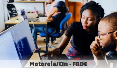 Líder Técnico | Cadastro Reserva | Edital 108/2021| Cin-UFPE/MOTOROLA – Fade