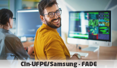 Engenheiro de Software Pleno | Cadastro Reserva | Edital 111/2021 | CIn-UFPE/Samsung – Fade